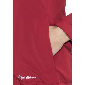 High Colorado Chicago-L - Veste Femme - rouge